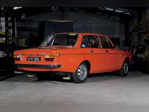 1973 Volvo 144 DL Auto, very rare model For Sale (picture 2 of 9)