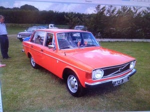 1973 Volvo 144 DL Auto, very rare model For Sale (picture 3 of 9)