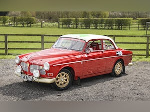 1964 Volvo Amazon 122S For Sale (picture 1 of 12)
