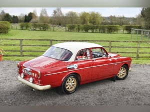 1964 Volvo Amazon 122S For Sale (picture 4 of 12)