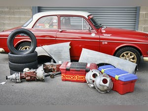 1964 Volvo Amazon 122S For Sale (picture 12 of 12)