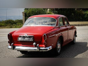 1961 Volvo 122S For Sale (picture 3 of 12)