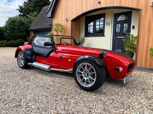 2010-Westfield Seiw 1.6 sigma-zetec- racing red - low miles For Sale (picture 1 of 12)