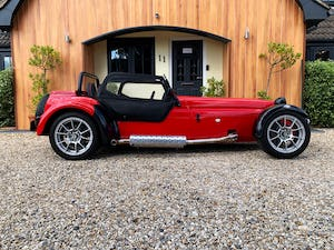 2010-Westfield Seiw 1.6 sigma-zetec- racing red - low miles For Sale (picture 2 of 12)