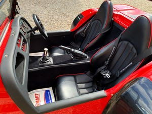 2010-Westfield Seiw 1.6 sigma-zetec- racing red - low miles For Sale (picture 7 of 12)