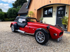 2010-Westfield Seiw 1.6 sigma-zetec- racing red - low miles For Sale (picture 8 of 12)