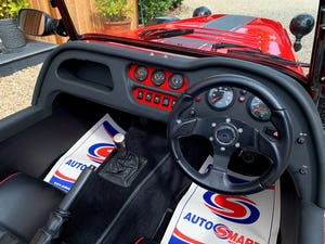 2010-Westfield Seiw 1.6 sigma-zetec- racing red - low miles For Sale (picture 9 of 12)