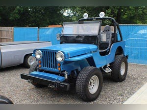 1948 Willy's Jeep CJ-2A (Medway, OH) $9,900 obo For Sale (picture 1 of 6)