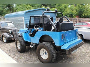 1948 Willy's Jeep CJ-2A (Medway, OH) $9,900 obo For Sale (picture 2 of 6)