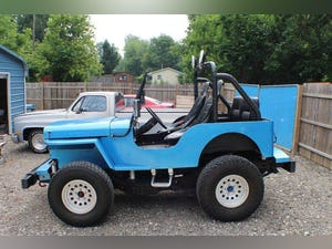 1948 Willy's Jeep CJ-2A (Medway, OH) $9,900 obo For Sale (picture 3 of 6)