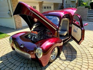 1941 Willys Pro Street Custom Coupe. (Park Ridge, OH) For Sale (picture 4 of 6)