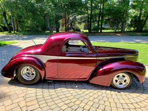 1941 Willys Pro Street Custom Coupe. (Park Ridge, OH) For Sale (picture 6 of 6)