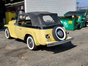 1952 Willys Jeepster (Watertown, CT) $27,500 obo For Sale (picture 3 of 6)