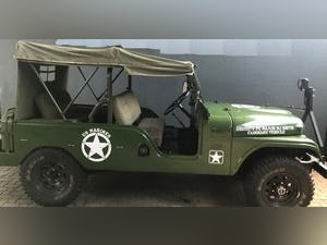 1956 Willys Jeep , Fully restored For Sale (picture 1 of 6)