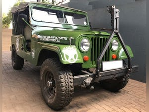 1956 Willys Jeep , Fully restored For Sale (picture 4 of 6)