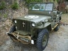 willys jeep wanted Hotchkiss ford willys