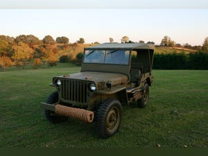 1943 WILLYS MB RESTORED 6 VOLT For Sale (picture 3 of 6)