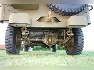 1943 WILLYS MB RESTORED 6 VOLT For Sale (picture 4 of 6)