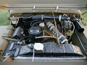 1943 WILLYS MB RESTORED 6 VOLT For Sale (picture 3 of 8)