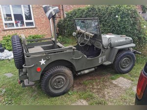 1943 willys jeep hotchkiss ford wanted for sale For Sale (picture 3 of 10)