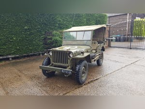 1943 willys jeep hotchkiss ford wanted for sale For Sale (picture 5 of 10)