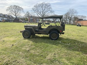 1943 WILLYS MB RESTORED 6 VOLT For Sale (picture 6 of 8)