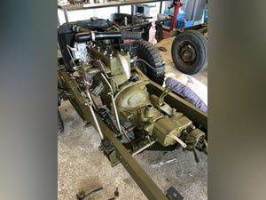 1943 WILLYS MB RESTORED 6 VOLT For Sale (picture 7 of 8)