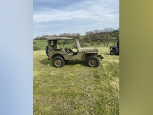 1943 WILLYS MB RESTORED 6 VOLT For Sale (picture 8 of 8)