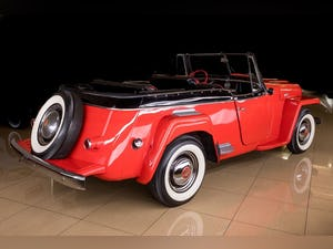 1950 Willys Jeepster Convertible Restored Rare 6-cyls $34.9k For Sale (picture 5 of 11)