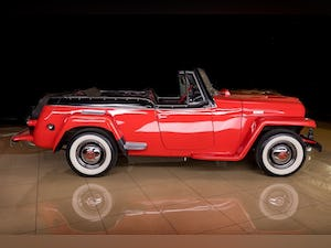 1950 Willys Jeepster Convertible Restored Rare 6-cyls $34.9k For Sale (picture 6 of 11)