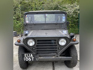 1966 A FORD M151 (WILLYS) 1/4 TON 2.2 LIGHT 4X4 UTILITY JEEP For Sale by Auction (picture 3 of 12)