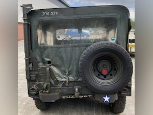 1966 A FORD M151 (WILLYS) 1/4 TON 2.2 LIGHT 4X4 UTILITY JEEP For Sale by Auction (picture 4 of 12)