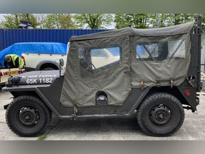 1966 A FORD M151 (WILLYS) 1/4 TON 2.2 LIGHT 4X4 UTILITY JEEP For Sale by Auction (picture 5 of 12)