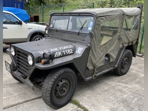 1966 A FORD M151 (WILLYS) 1/4 TON 2.2 LIGHT 4X4 UTILITY JEEP For Sale by Auction (picture 7 of 12)