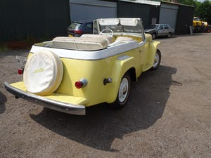 1949 very rare willys convertible , recent restoration For Sale (picture 4 of 11)