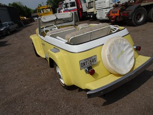 1949 very rare willys convertible , recent restoration For Sale (picture 5 of 11)
