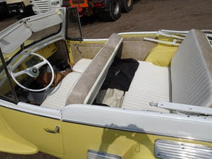 1949 very rare willys convertible , recent restoration For Sale (picture 6 of 11)