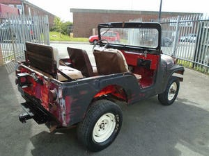 WILLYS JEEP CJ-5 F134 JEEP (1955) US IMPORT SOLID PROJECT! For Sale (picture 3 of 12)