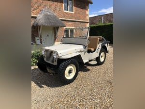 1947 Willys CJ2A For Sale (picture 1 of 12)