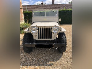 1947 Willys CJ2A For Sale (picture 4 of 12)