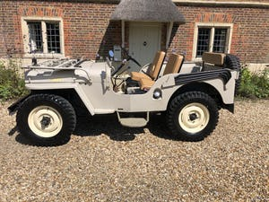 1947 Willys CJ2A For Sale (picture 6 of 12)