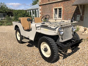 1947 Willys CJ2A For Sale (picture 7 of 12)