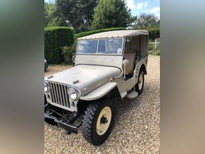 1947 Willys CJ2A For Sale (picture 8 of 12)