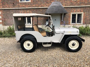 1947 Willys CJ2A For Sale (picture 9 of 12)