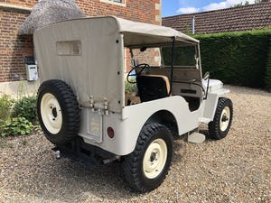 1947 Willys CJ2A For Sale (picture 10 of 12)