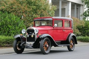 Picture of Willys Overland Whippet 96A Sedan, 1929 SOLD