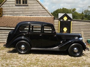 Picture of 1948 Wolseley 14 / 60 H.P. Sliding Head Six Light Saloon. SOLD