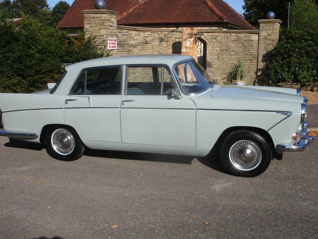 1960 Wolseley 15/60 Saloon (Card Payments & Delivery) SOLD (picture 2 of 6)