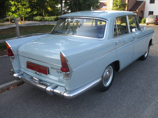 1960 Wolseley 15/60 Saloon (Card Payments & Delivery) SOLD (picture 3 of 6)
