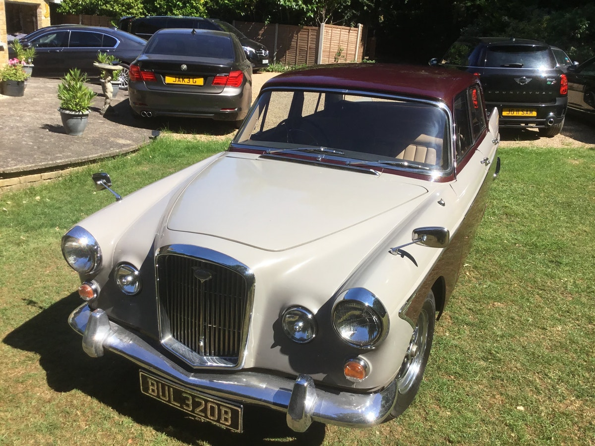 1964 Wolseley 6/110 Auto For Sale (picture 6 of 12)
